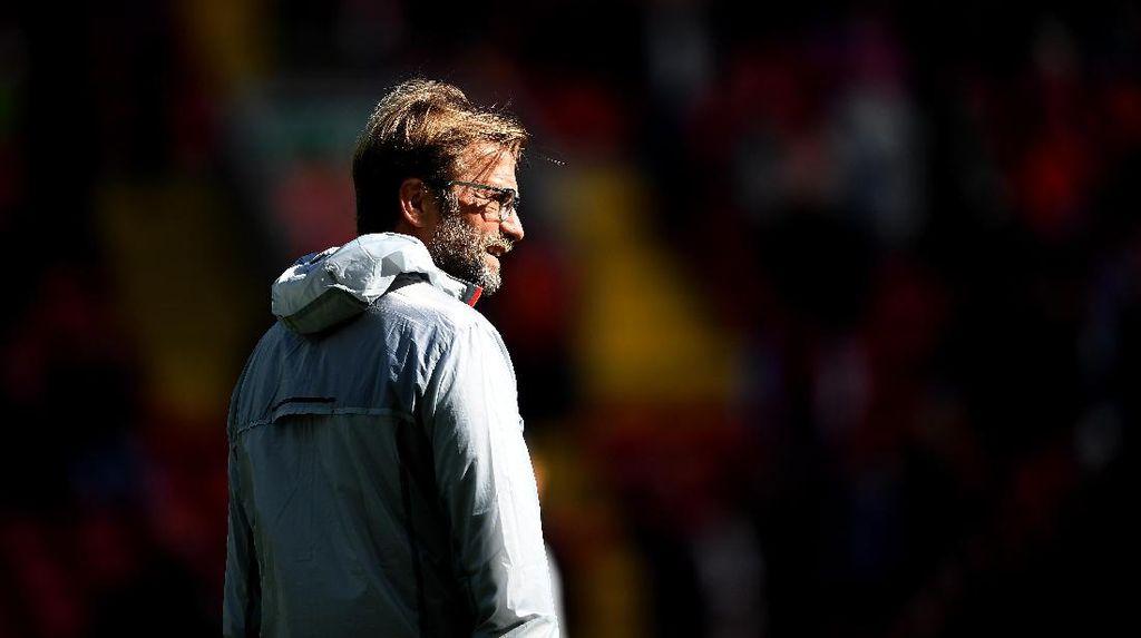Klopp: Hasil Derby Manchester Tak Pengaruhi Liverpool