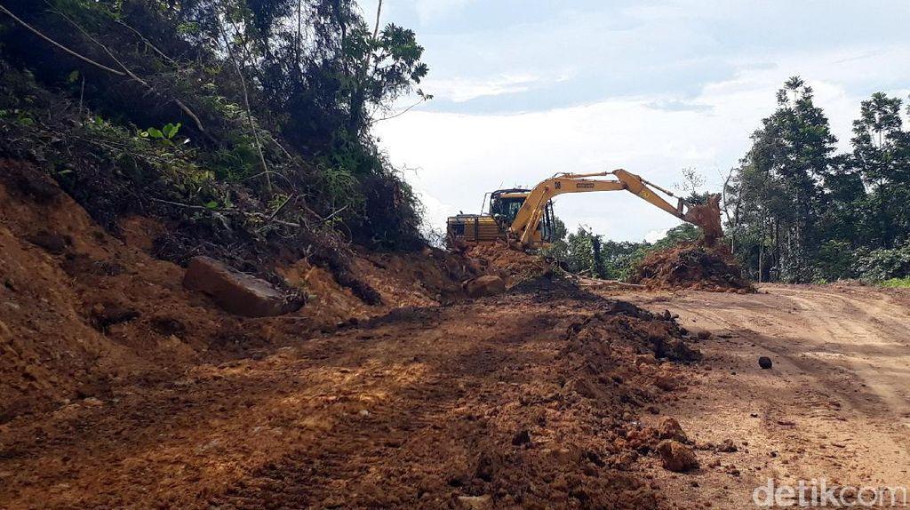 Luasnya 6 Kali Jawa, Kalimantan Cuma Nikmati 8% Pembangunan RI