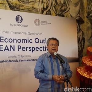 BI Ingatkan Bahaya-bahaya yang Bisa Ganggu Ekonomi RI
