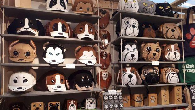 Peluang usaha pernak-pernik berdesain anjing