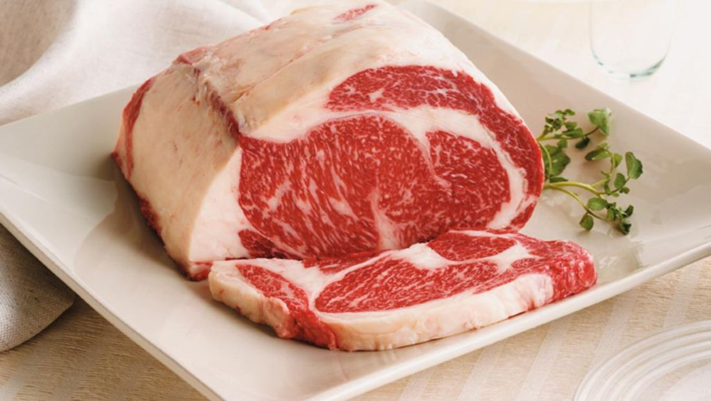 Tidak Semua Pola Marbling pada Daging Sapi Itu Lemak Asli