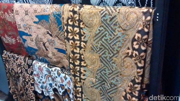 Kain batik tulis Pekalongan-Antero Batik