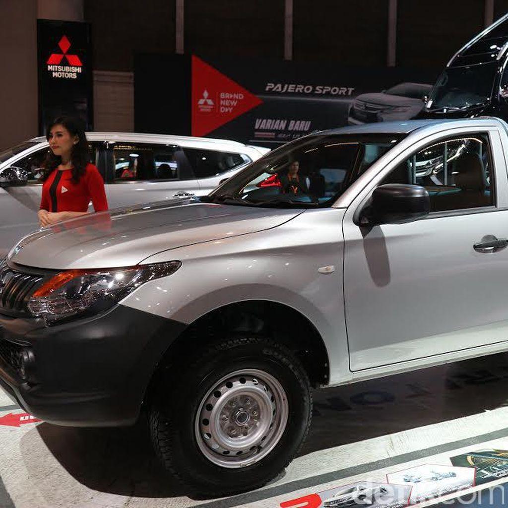 Mitsubishi Triton Ada Kabin Tunggal 4x2, Ini Harganya