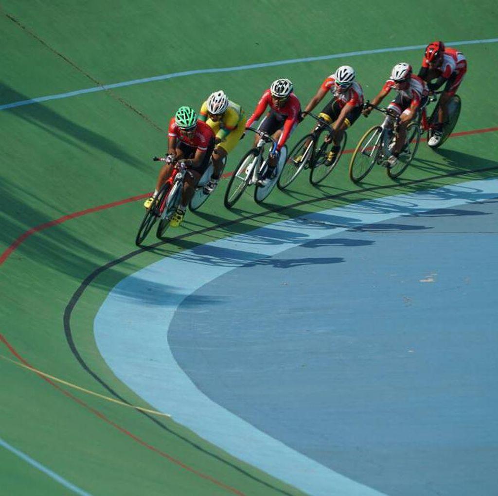 Nomor Pursuit Balap Sepeda Berpeluang Sumbang Medali di SEA Games 2017