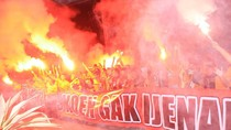 Ratusan Sakera Mania Semarakkan Launching Persekabpas Pasuruan