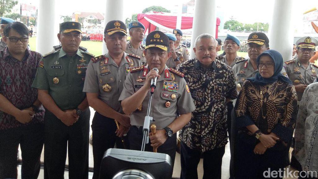 Kapolri Minta Palembang Dipasang CCTV untuk Keamanan Asian Games