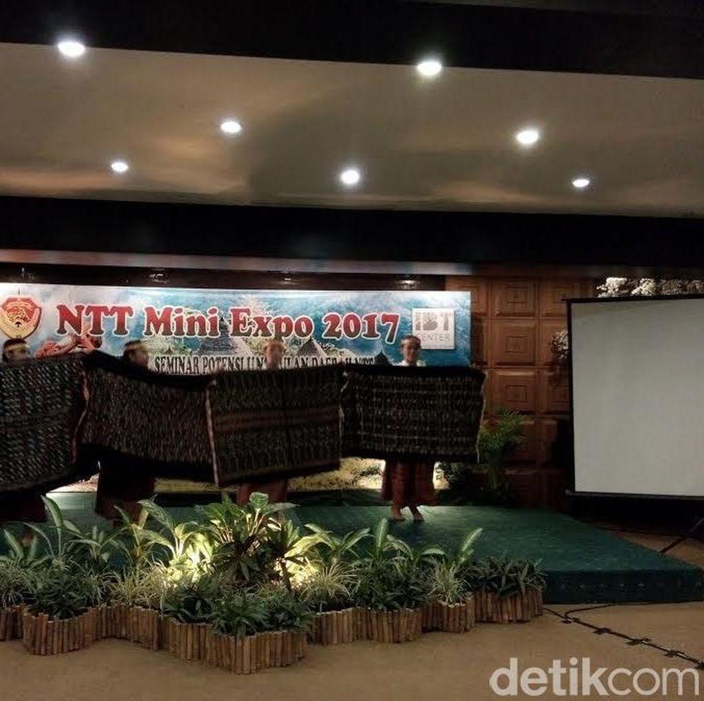 Provinsi NTT Gelar Expo dan Food Festival di Surabaya