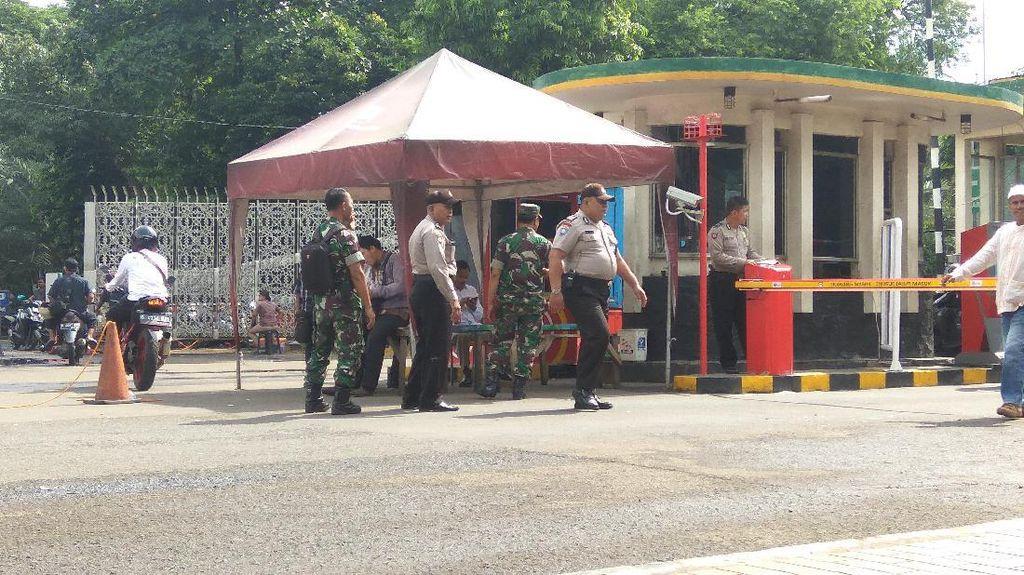 4.600 Personel Gabungan Amankan Aksi GNPF