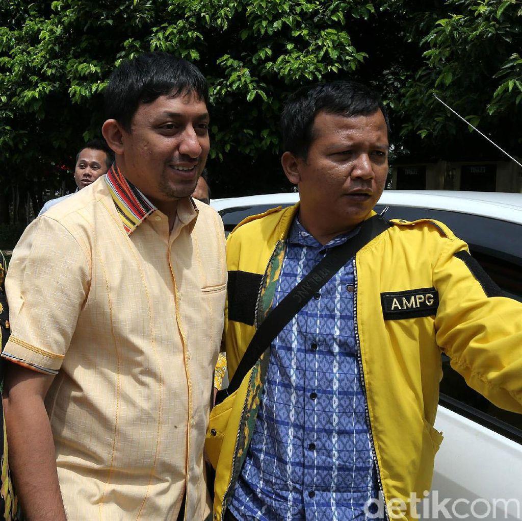 Fahd Diperiksa Sebagai Tersangka Korupsi Alquran