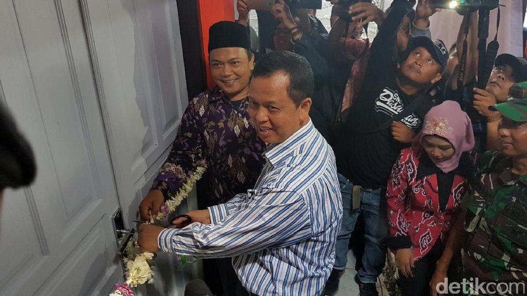 KPU Kota Sukabumi Launching Rumah Pintar Pemilu