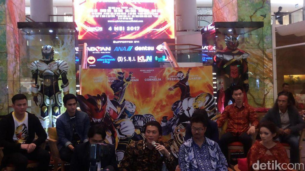 Satria Heroes: Revenge of Darkness, Munculkan Kekuatan Ciri Khas Indonesia