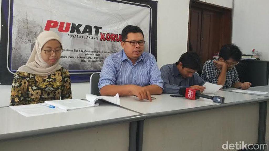 Soal Hak Angket, Pukat UGM: KPK Bisa Ajukan Sengketa ke MK
