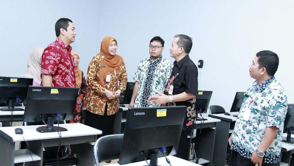 Sambut UNBK, SMP di Semarang Siapkan Genset