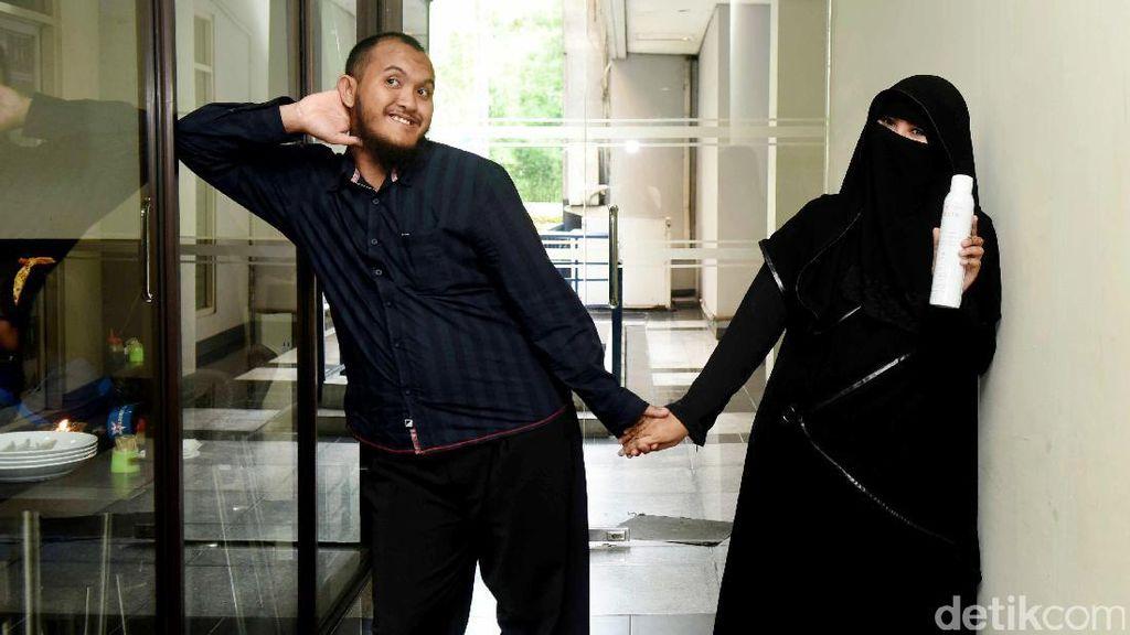 Soal Perceraian dengan Caisar, Indadari: Saya Ikut Aturan Islam Saja