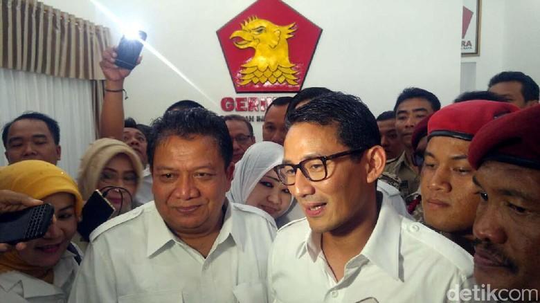 Ketua Gerindra Jawa Tengah Didukung Maju Pilgub 2018
