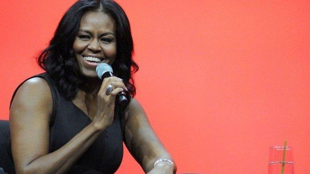 Michelle Obama: Saya Tidak Akan Mencalonkan Diri Demi Anak Saya