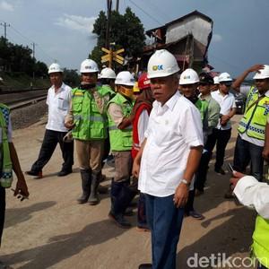 4 Proyek Flyover Rp 350 M di Brebes-Purwokerto Dikebut, Rampung 2 Bulan