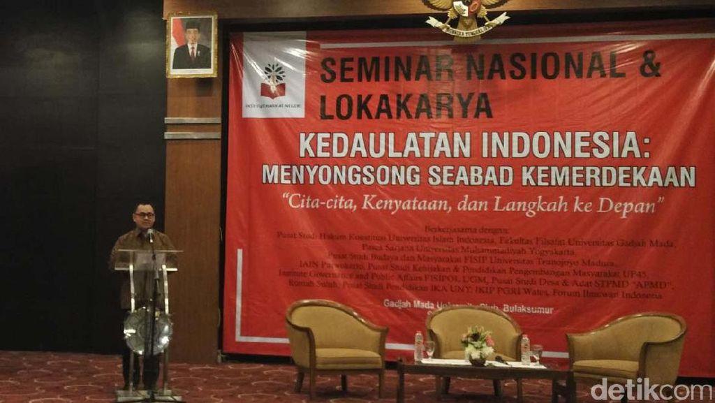 Haedar Nashir: Perlu Pandangan Bersama agar Indonesia Tidak Pecah