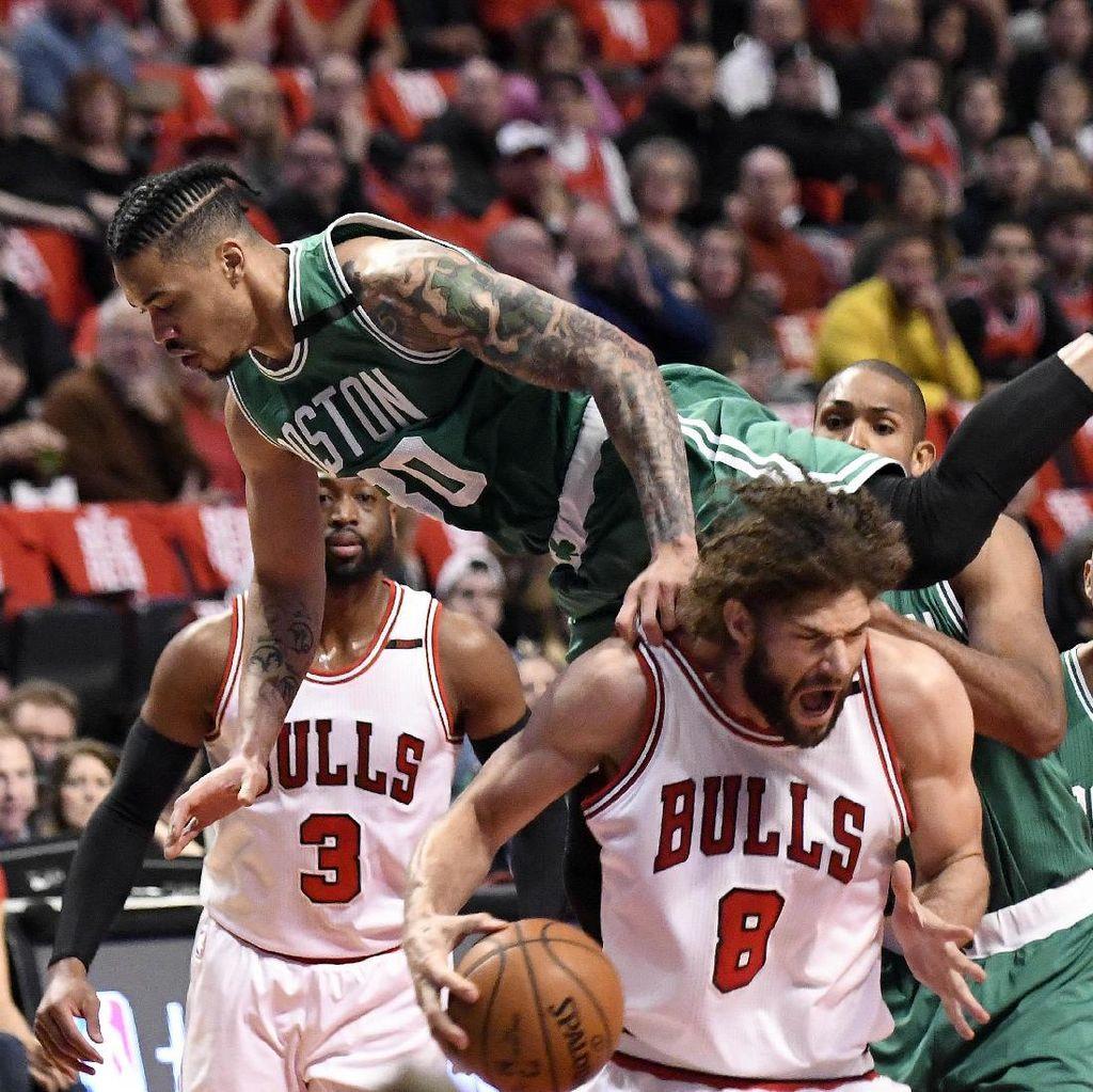 Celtics ke Semifinal Usai Singkirkan Bulls