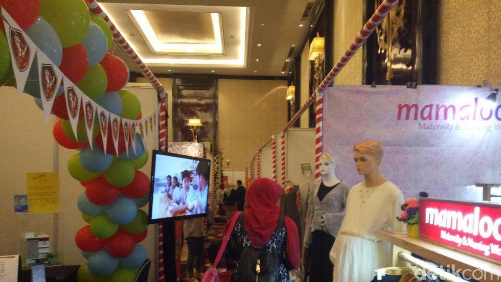 Berakhir Pekan di Baby and Kids Day Out di Trans Luxury Hotel
