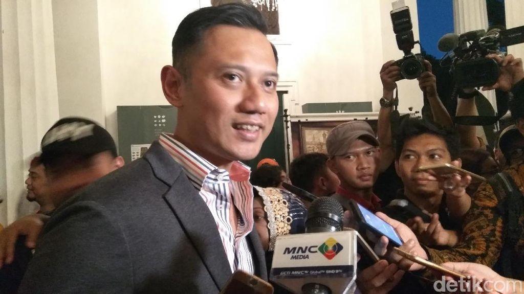 Beri Selamat, Agus Yudhoyono Titip Pesan untuk Anies-Sandi