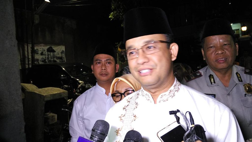 Anies Baswedan Tak Hadiri Rapat Pleno KPU