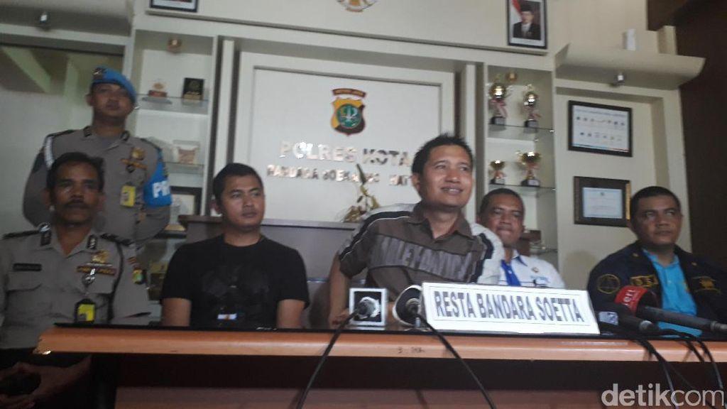Ditangkap, Rapper Iwa K Mengaku Sudah 2 Bulan Pakai Ganja