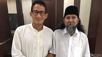 Ketemu Habib Jafar di Semarang, Sandiaga Dibekali Minyak Wangi