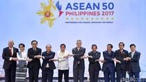 Jokowi: Buruh Migran ASEAN Harus Dilindungi, Pelaut Aman Berlayar