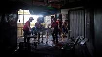 Ledakan Bom Pipa Mengguncang Manila, 14 Orang Luka