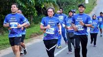Berlari Sambil Menikmati Indahnya Pulau Lombok