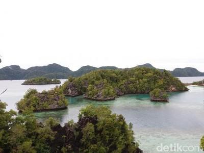 Raja Ampat Ala Sulawesi Nih