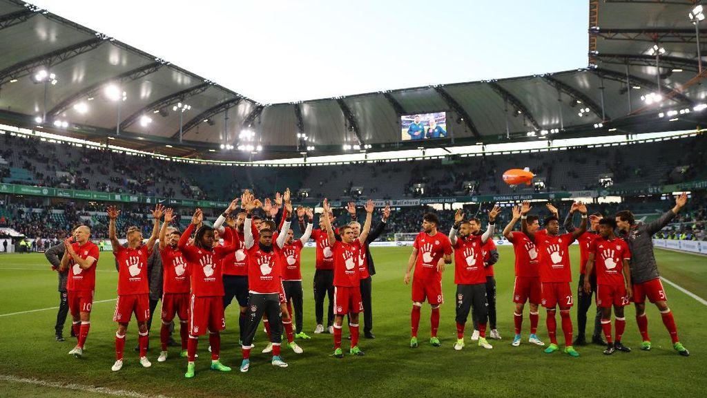 Bayern Tak Perlu Belanja Besar Musim Depan