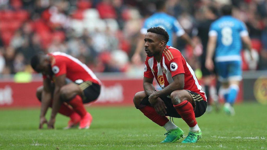 Setelah 10 Tahun, Sunderland Ucapkan Selamat Tinggal ke Premier League