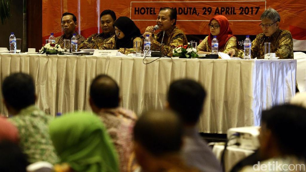 Hasil Pleno KPU DKI Anies-Sandi Menangi Pilgub DKI