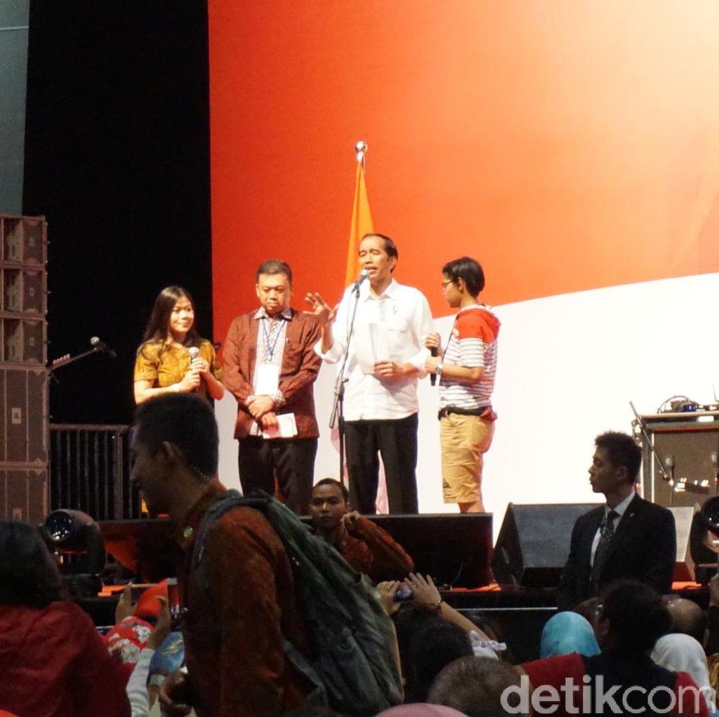 Ada TKI Mengadu Soal KTKLN, Jokowi Langsung Panggil Nusron