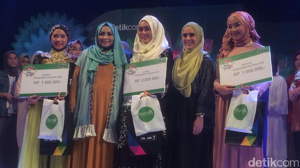 Selamat, Ini 3 Peserta Sunsilk Hijab Hunt 2017 Favorit Juri di Jakarta