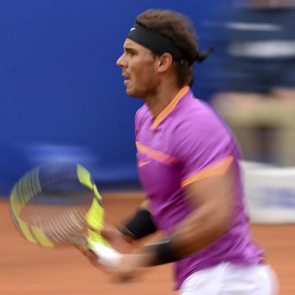 Selangkah Lagi Nadal Raih Juara untuk Sepuluh Kalinya di Barcelona Terbuka