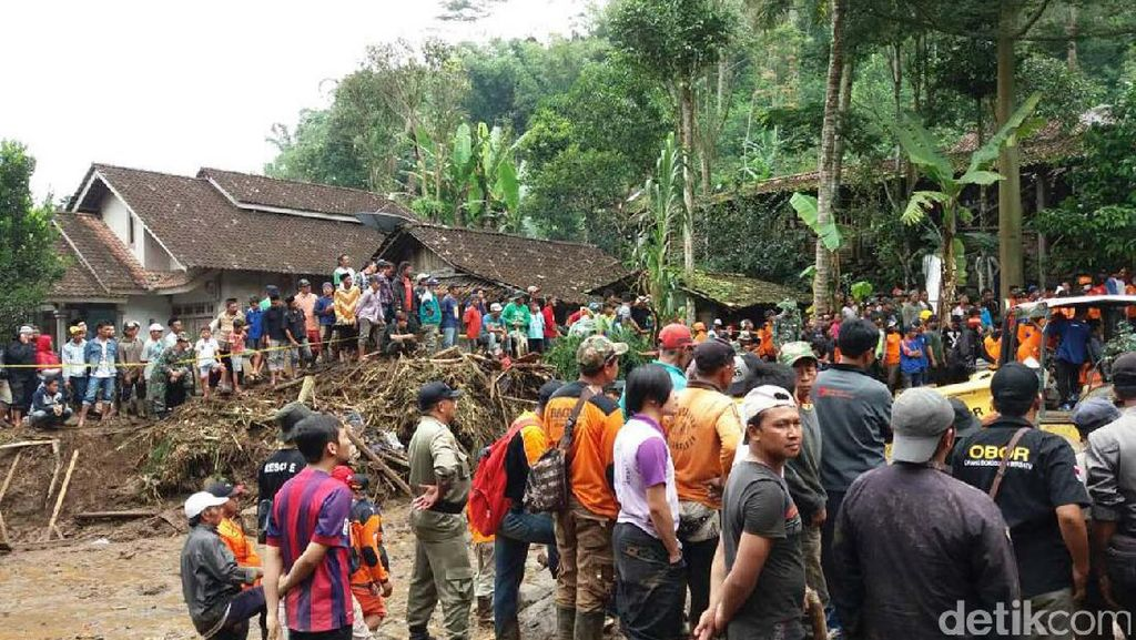 BNPB: Korban Banjir Bandang di Magelang Bertambah Jadi 10 Orang