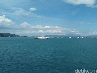 Ratusan Wisatawan Mulai Berangkat Ikuti Sail to Krakatau