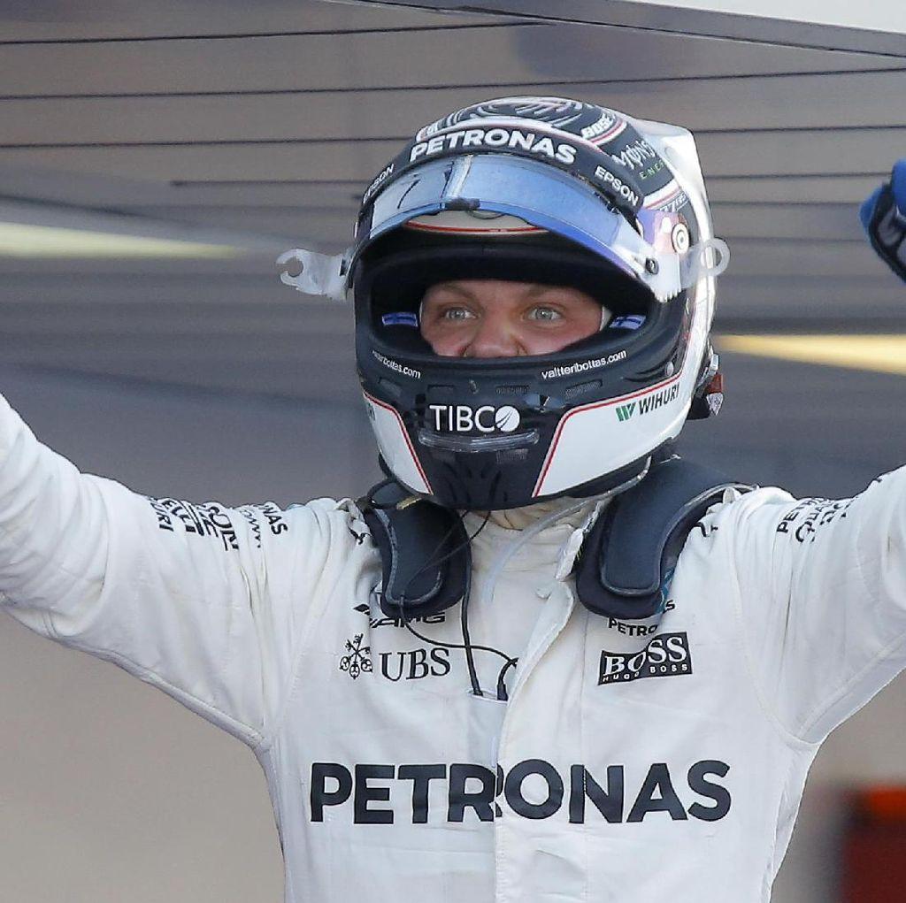 Misi Bottas Lanjutkan Momentum di Silverstone
