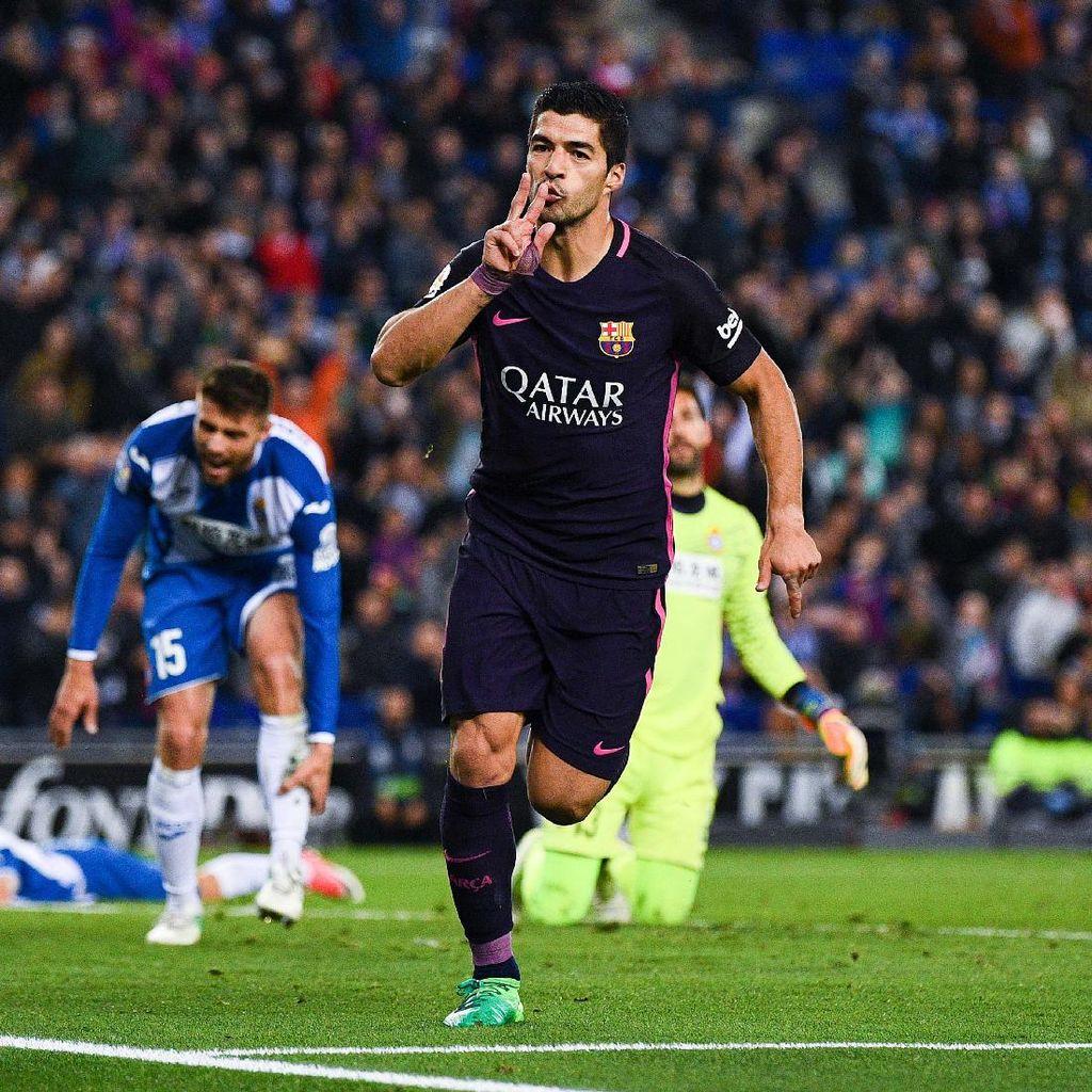 Espanyol Tampil Rapat, Gol Pertama Jadi Pembuka Jalan Barca