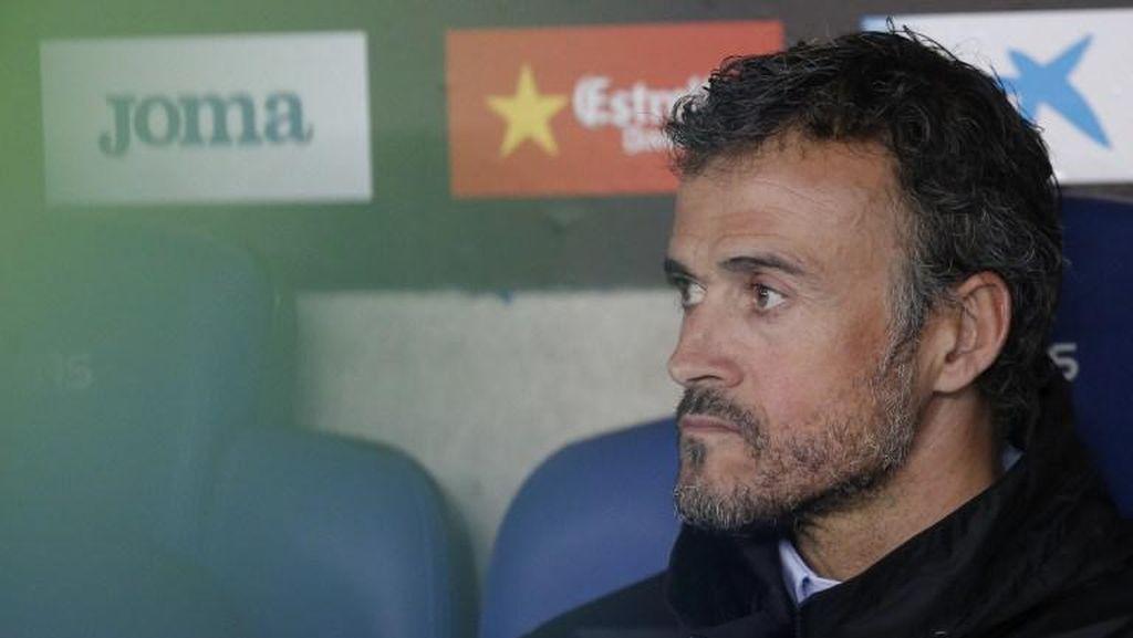 Di Camp Nou, Barca Siapkan Salam Perpisahan buat Luis Enrique
