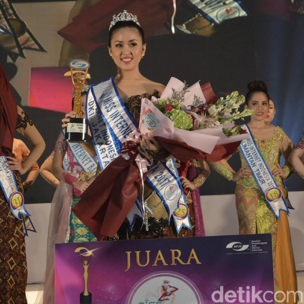 Miss Internet Indonesia Siap Go International