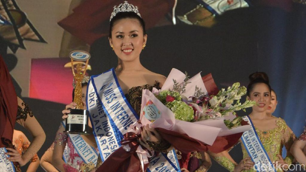 Mengenal Marsya Gusman, Miss Internet 2017