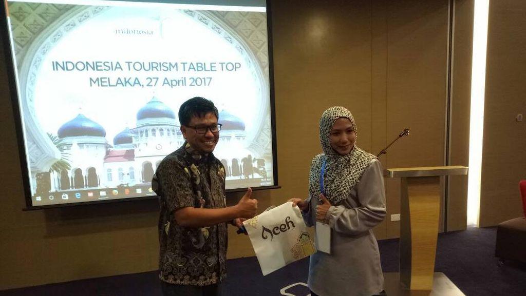 Aceh Terus Incar Turis Malaysia