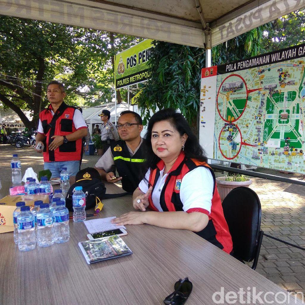 Hari Buruh, Dinkes DKI Kerahkan 21 Ambulans dan Dokter