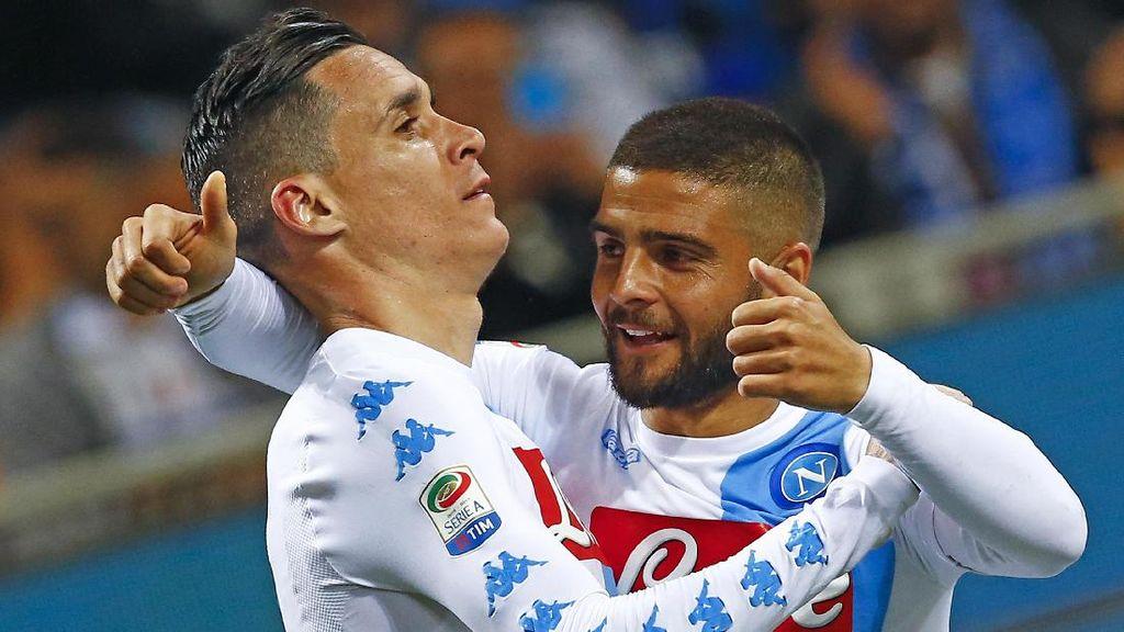 Usai Kalahkan Inter, Napoli Yakin Bisa Rebut Posisi Dua