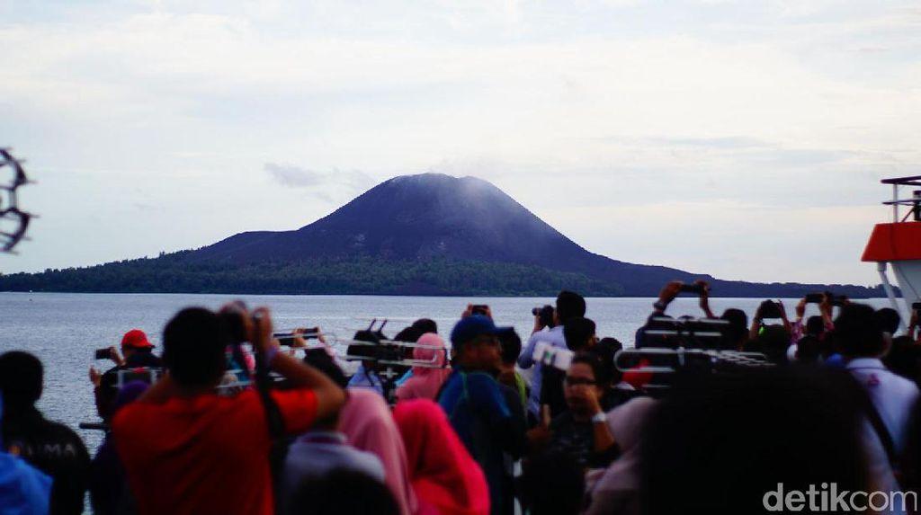 Serunya Sail to Krakatau 2017, Nyesal Tidak Ikut