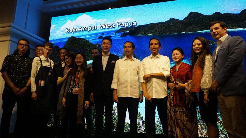 Jokowi Senang, Patungnya di Madame Tussauds Jadi Promosi Pariwisata